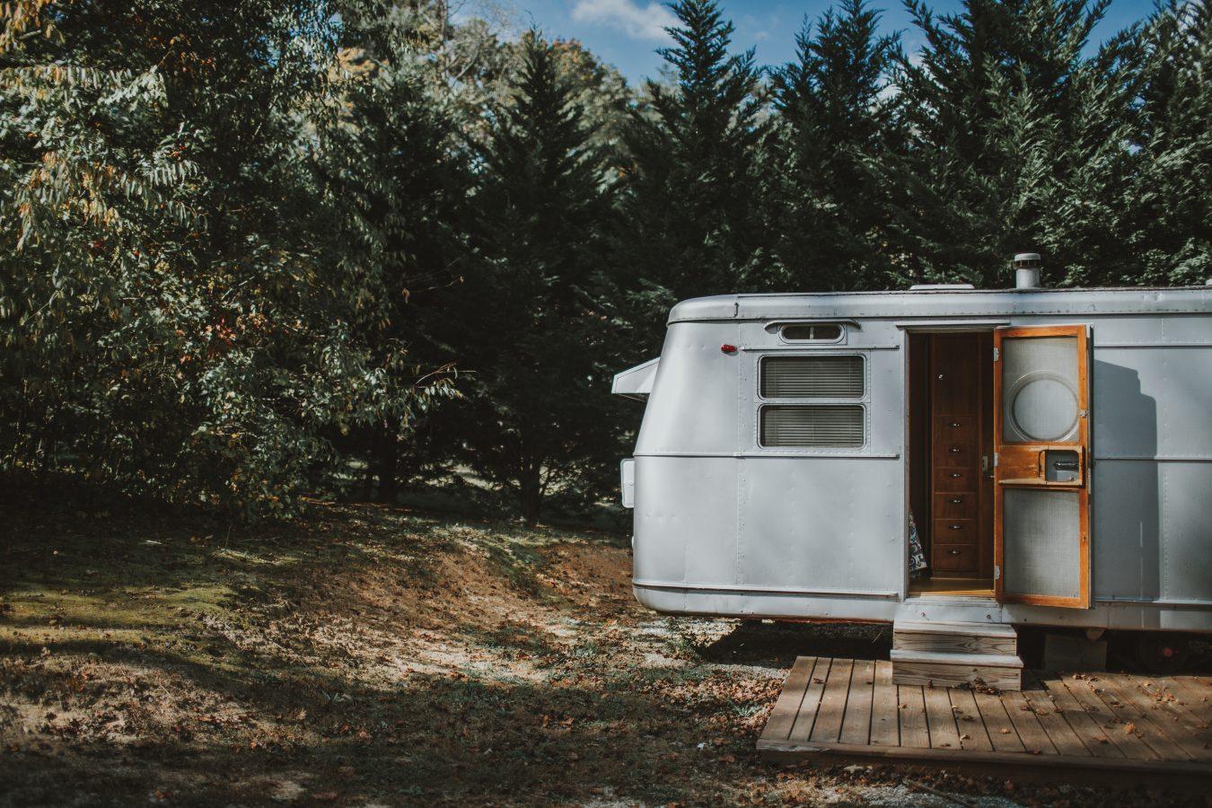 Intimate Airstream Lifestyle // Veronica + Robbie - Destination Wedding Photographer // Brad Hart