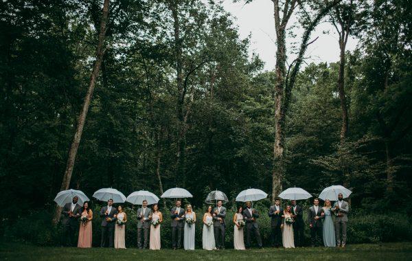 Hidden Hallow Farm // Sam + Sam Wedding